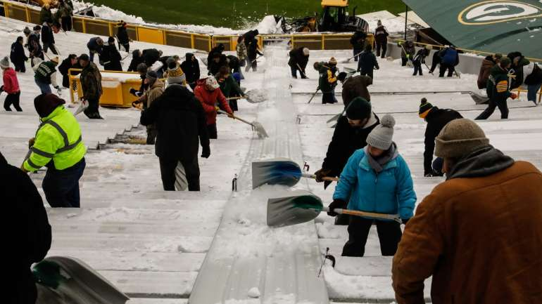 Snow Removal Service: What You Should Get