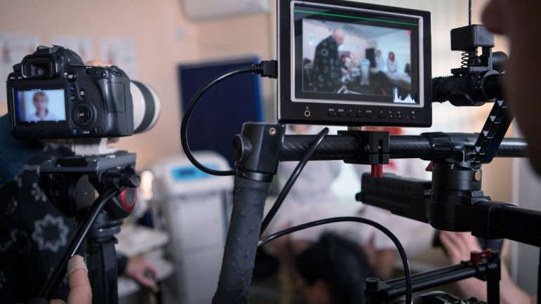 Opportunity For Call To Action With Gillespie Productions