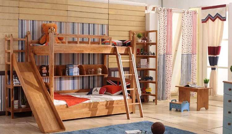 Advantages You Can Get From Kids Bunk Beds