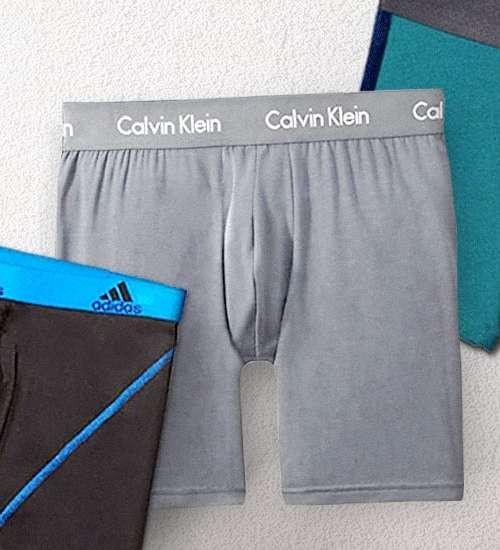 Suitable men's innerwear effective in providing comfort