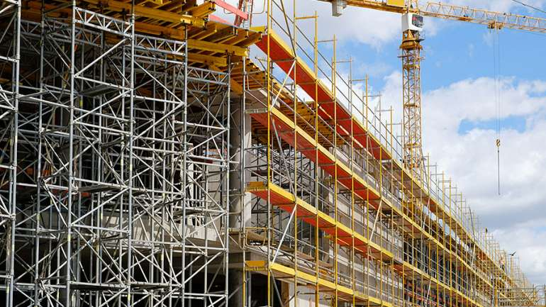 Hire Scaffolding For Safe Working Environment