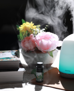 humidifiers with essential oils